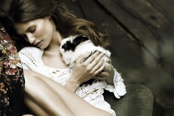 Bianca Balti for Vanity Fair Italy March 2011 by Signe Vilstrup