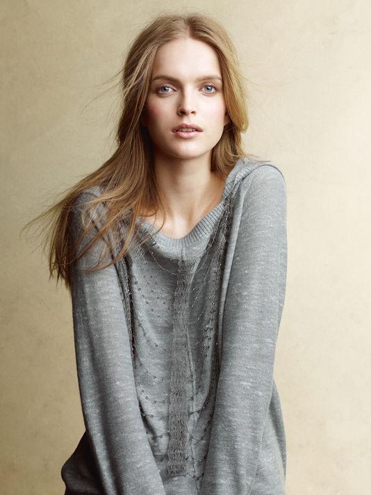 Donna Karan Casual Luxe Spring 2011 Collection
