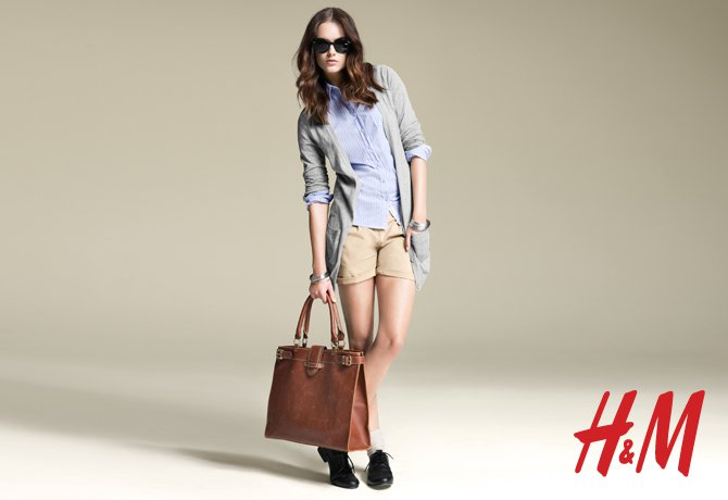 H&M Spring 2011 | Essential by Ann-Sofie