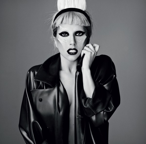 Lady Gaga by Mariano Vivanco for i-D Spring 2011