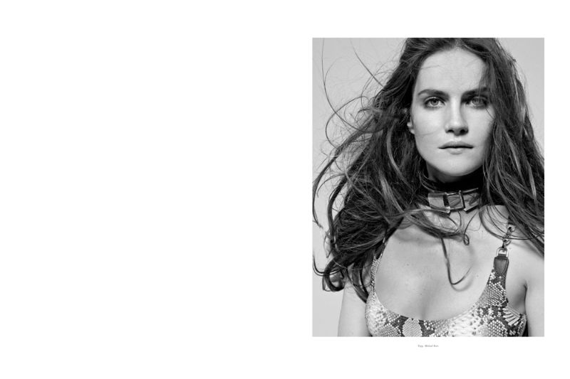 Missy Rayder by Thomas Klementsson for Intermission