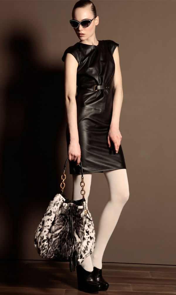 Trussardi Fall 2011 Collection