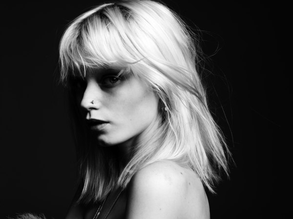 Portrait | Abbey Lee Kershaw by Hedi Slimane