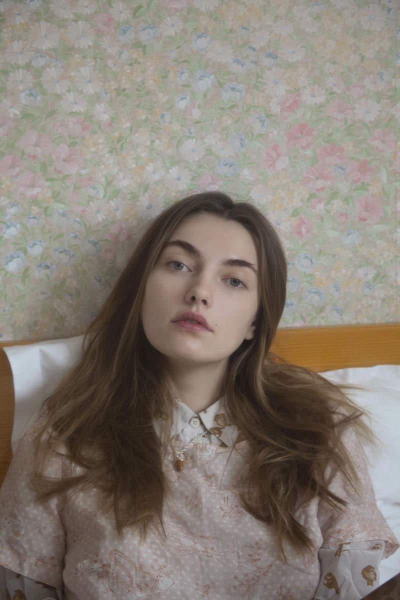 Alina Baikova by Karen Inderbitzen-Waller for No. Magazine