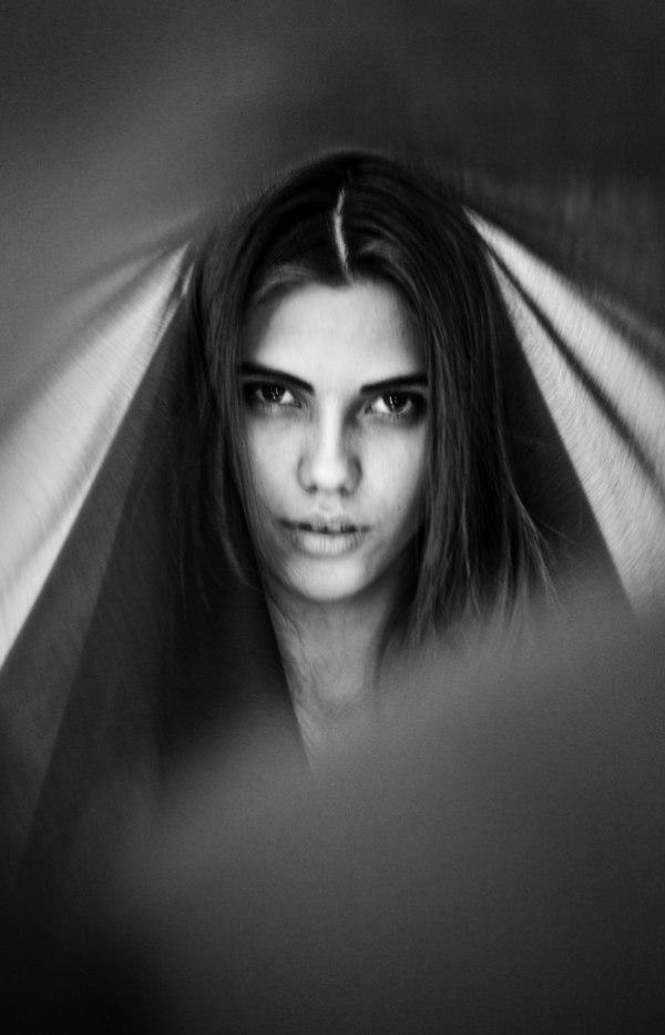 Fresh Face | Aygul Galimullina by Wesley Stringer