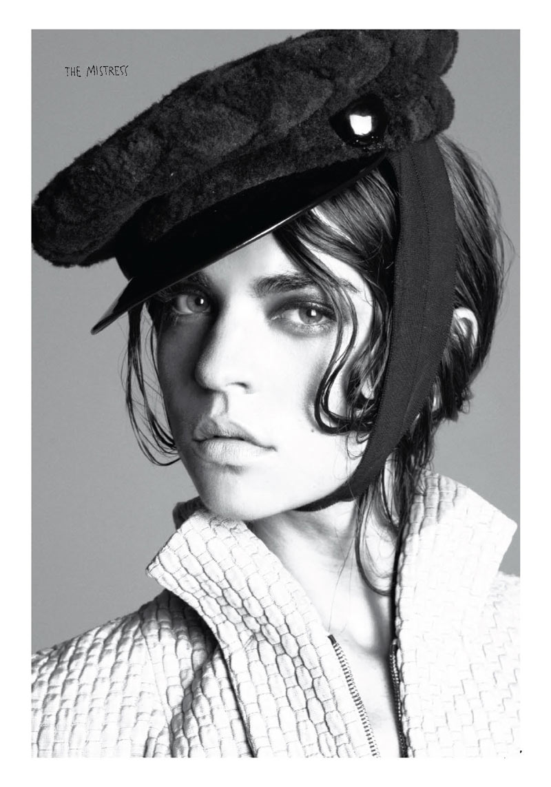 Valeriane Le Moi by Alvaro Beamud Cortes for Urban Magazine #100