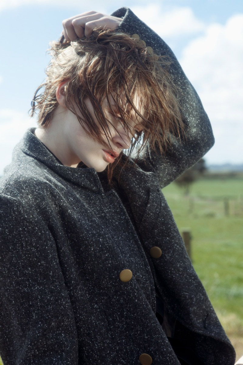 Olivia O'Driscoll by Karen Inderbitzen-Waller for No. Magazine #14