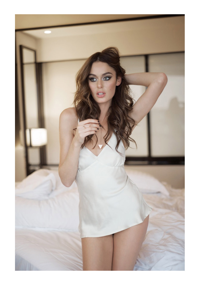 Nicole Trunfio by Stef King for Sunday Times Magazine