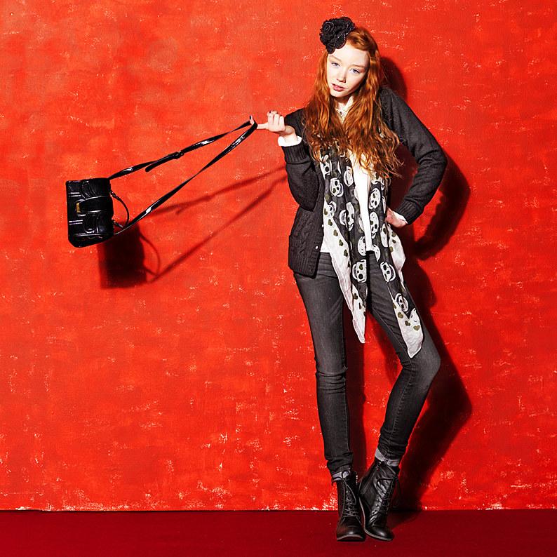 BSK by Bershka November Lookbook | Claudia Devlin by Sergi Jasanada