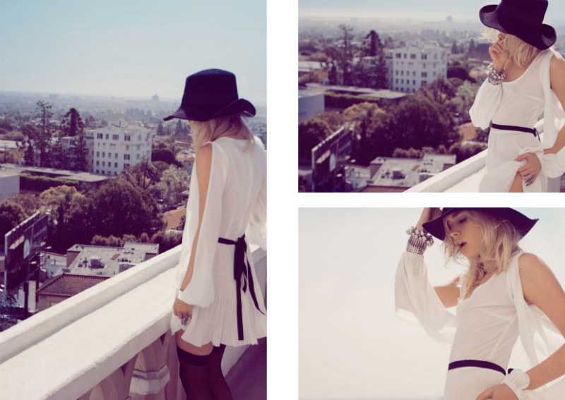 Style Stalker S/S 2012 Lookbook by Kimberly Gordon