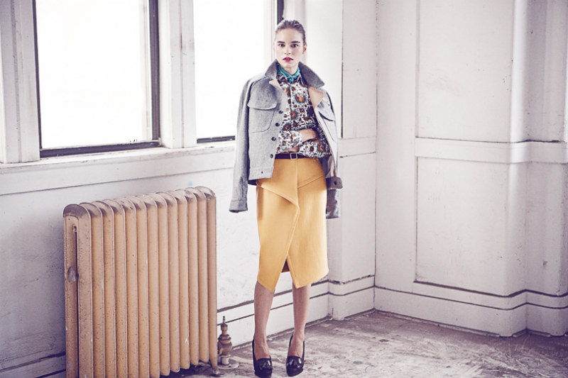 Marina Muñoz by Justin Hollar for Vogue.com