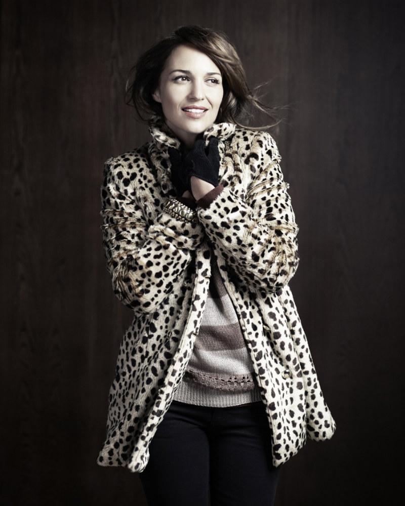 Paula Echevarría for Blanco Fall 2011 Campaign