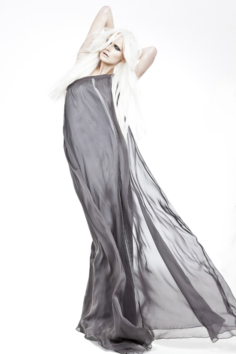 Joanna Klimas Fall 2011 Campaign | Viola Kowal by Aldona Karczmarczyk