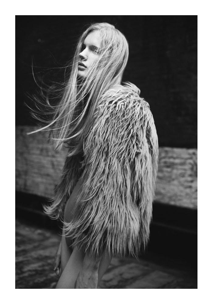 Portrait | Anniek Kortleve by Matthew Priestley