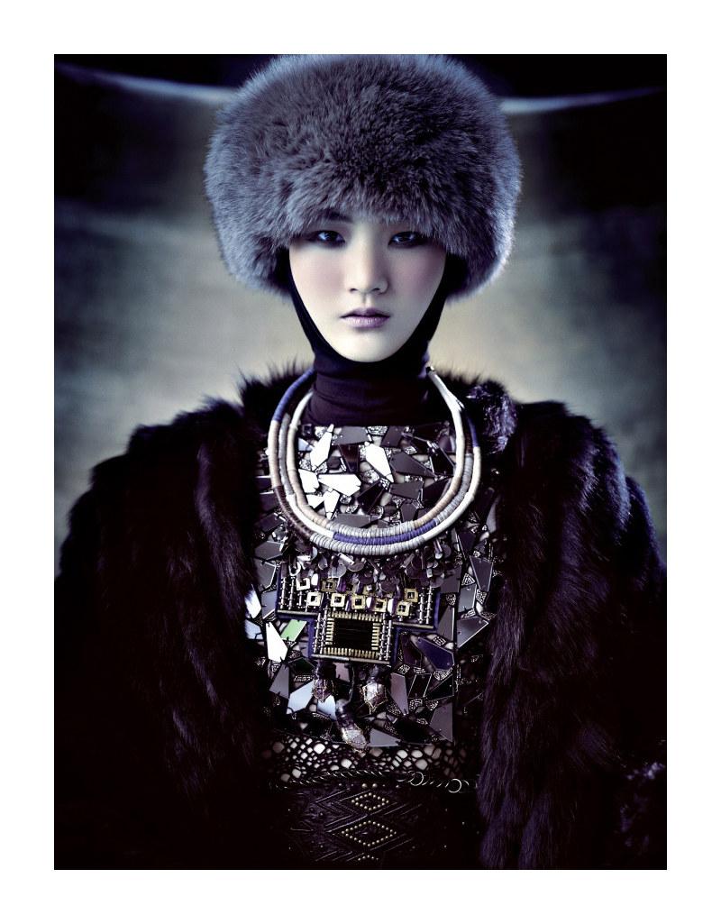 Zaya, Minyoung, Gwen and Kim Koo by Melissa Rodwell for Kurv Magazine
