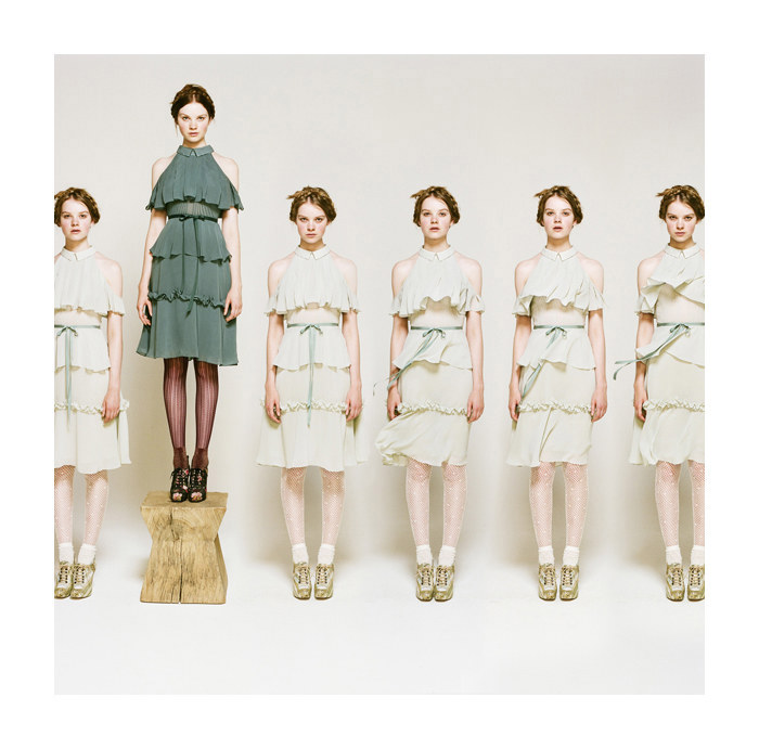 Rodarte for Opening Ceremony Fall 2011 Lookbook