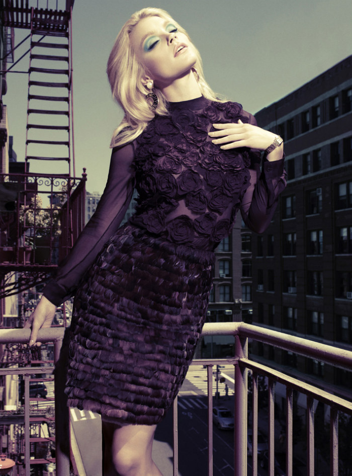 Jessica Stam by Alexi Lubomirski for Numéro Tokyo #50 October 2011