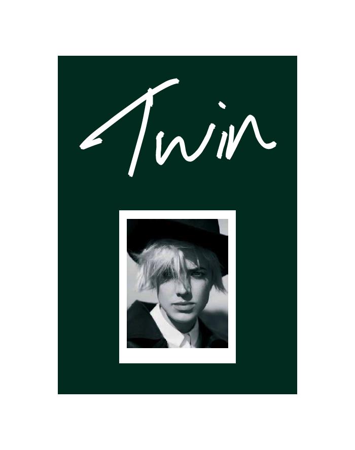 Agyness Deyn by Ben Weller for Twin #5