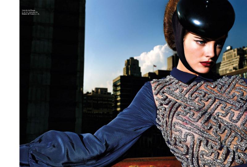 Elyse by Matthias Vriens-McGrath for S Moda