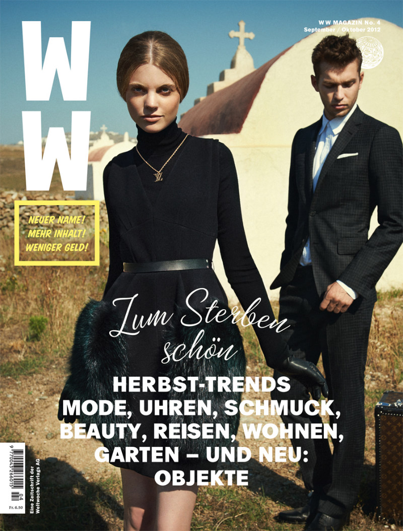 Leo Krumbacher Lenses a Louis Vuitton Romance for Weltwoche Stil Magazine