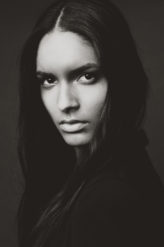 Fresh Face | Yamilca Ortiz by Matthew Priestley