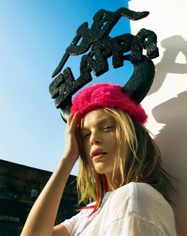 Nikolay Biryukov Photographs Sustainable Fashion for Interview Russia