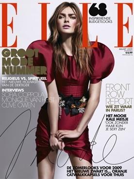 Covered | Numéro Tokyo, Vogue Nippon & Elle NL