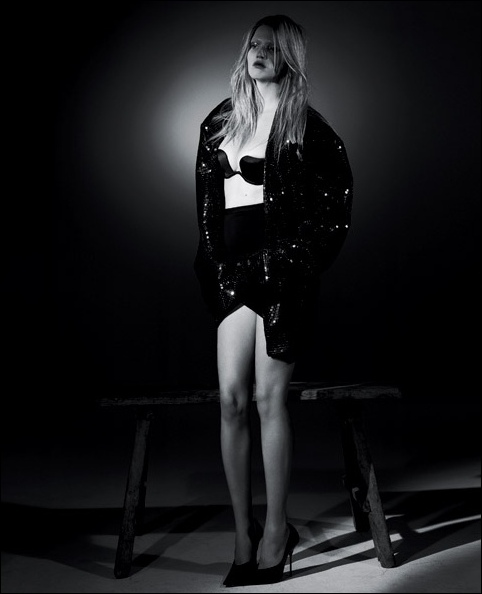 "Lara Stone in ""Full Disclosure"""