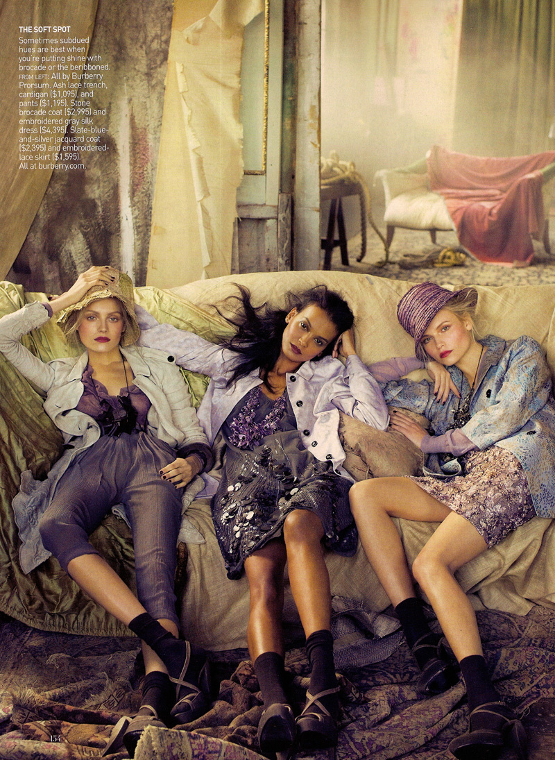 It's a Madcap World by Steven Meisel