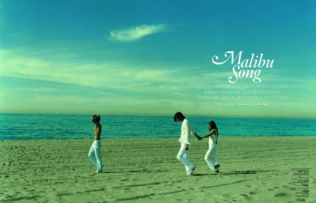 Malibu Song