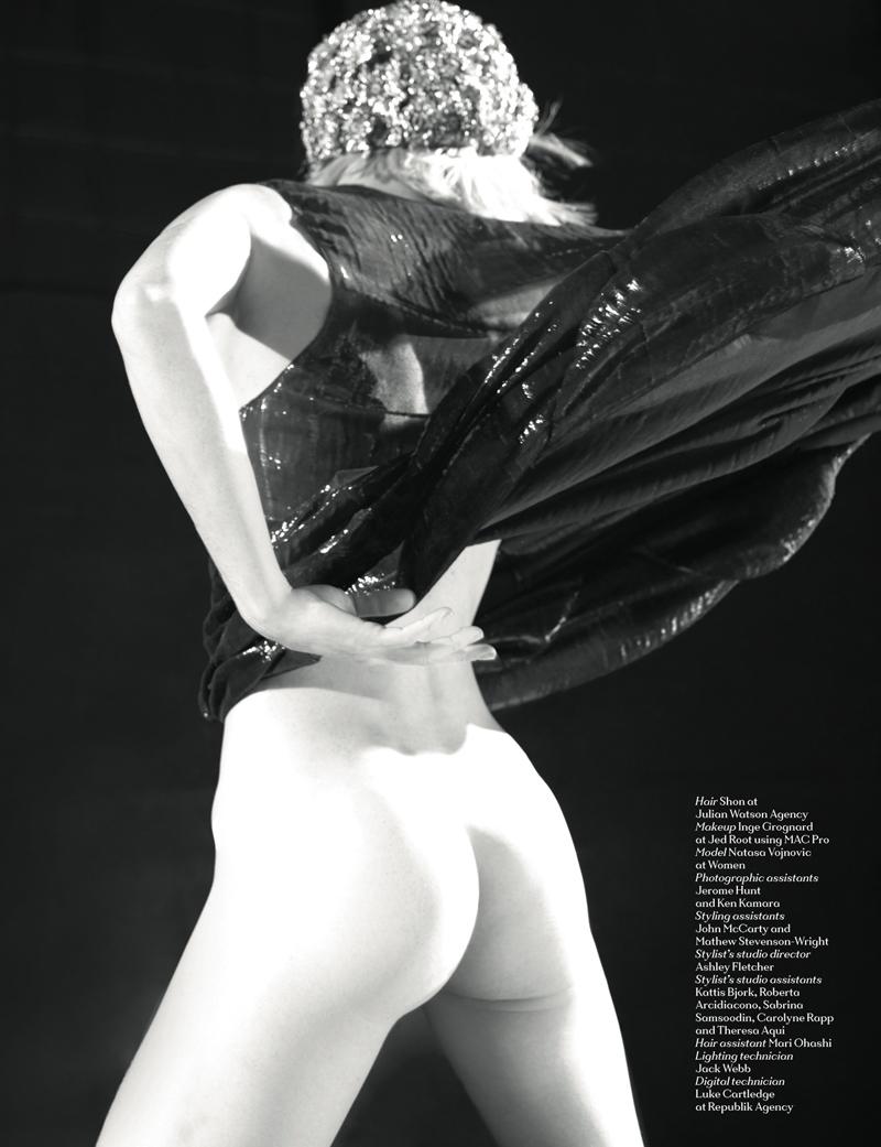 Natasa Vojnovic in Another Magazine