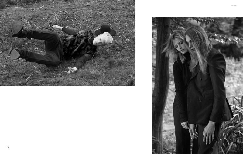 Val by Daniel Schröder for Sleek Magazine