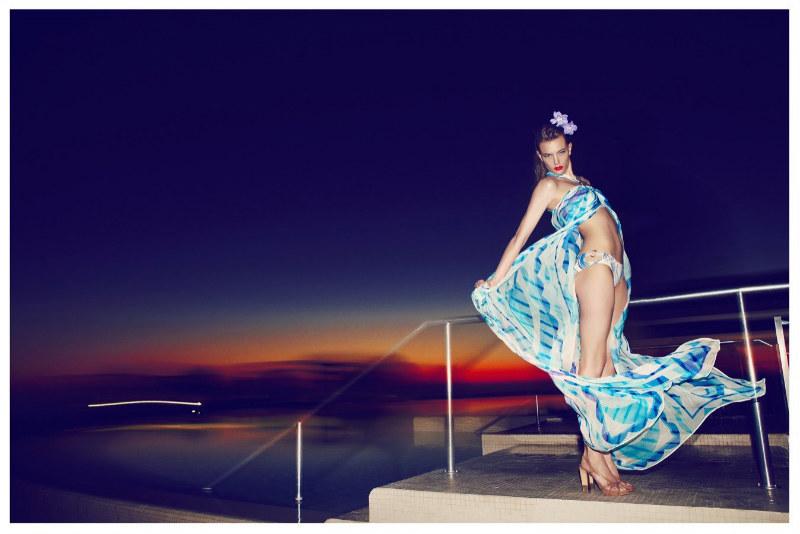 Lisa Akesson by Koray Birand for Gala #26