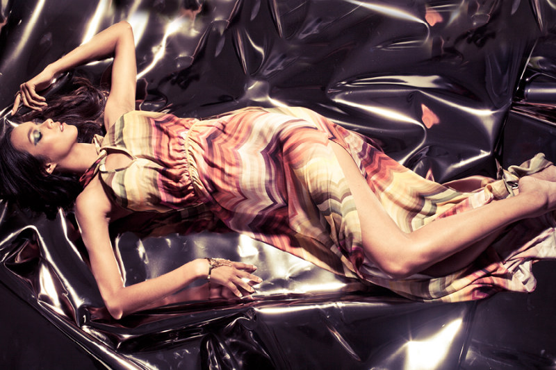 Triya Summer 2012 Campaign | Lais Ribeiro by Tavinho Costa