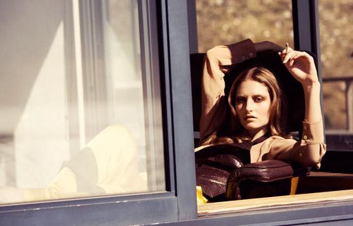 Suzanne Diaz in 'Anni Settanta'