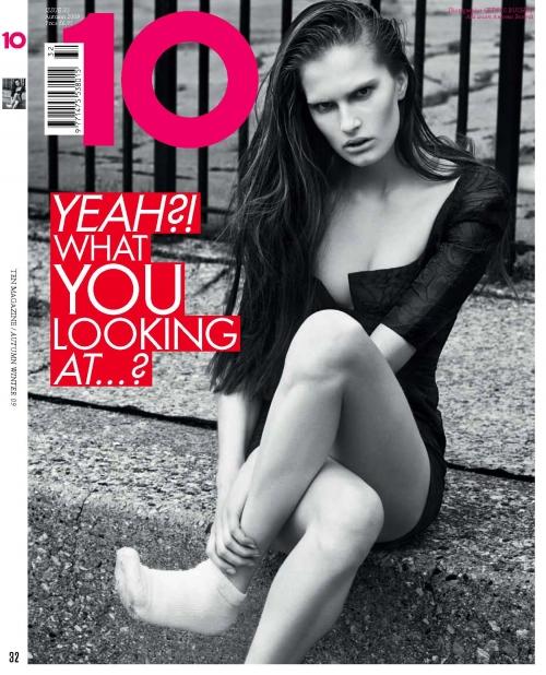 10 Magazine Fall 2009 - Alla Kostromicheva