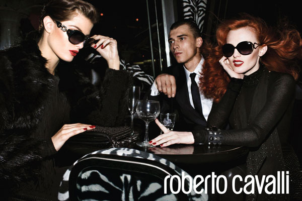 Campaign | Roberto Cavalli Fall 2009 by Steven Meisel