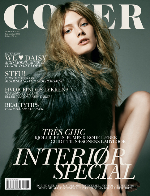 Covered | Elle Serbia & Cover Magazine