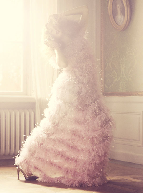 Morning Beauty | Sandrah Hellberg by Waldemar & Max