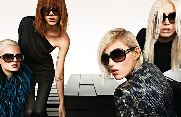 Campaign | Gucci Fall 2009 by Inez & Vinoodh