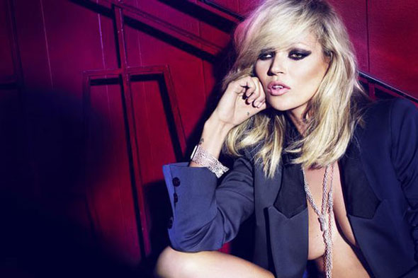 Campaign | Kate Moss for Just Cavalli Fall 2009