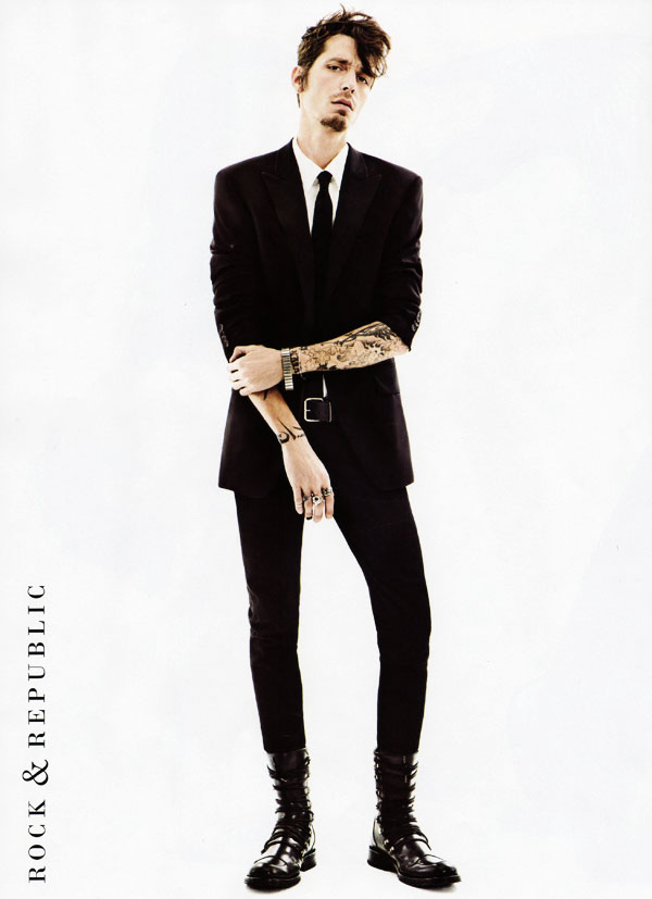New Fall Ads From Elle US September