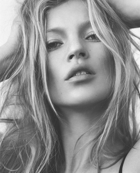 Morning Beauty | Kate Moss by Tesh