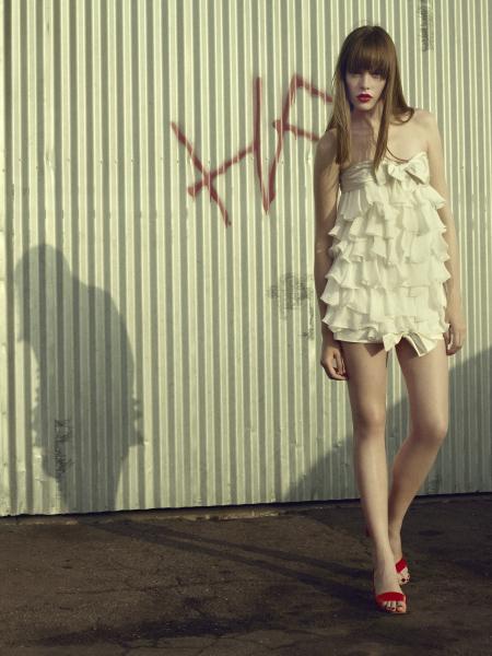 Morning Beauty | Valeria Garcia by Jenny Gage & Tom Betterton