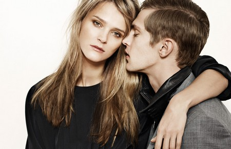 Carmen and Mathias for Bruuns Bazaar Fall 2009
