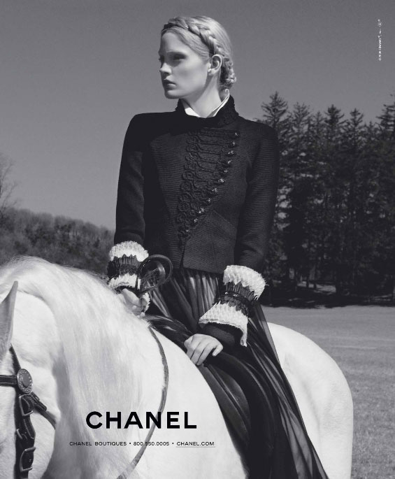 Campaign Updates: Marc Jacobs & Chanel