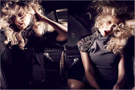 Colette Pechekhonova in 'Notturno Americano'