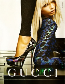 Campaign Preview | Gucci Fall 2009 by Inez & Vinoodh