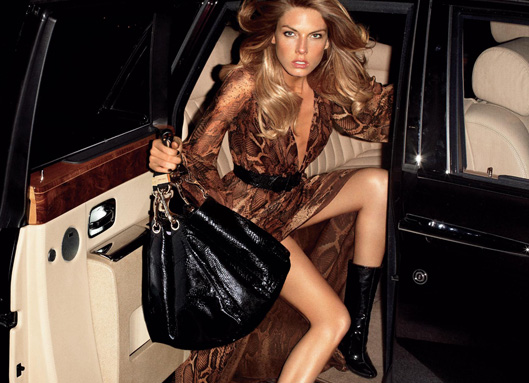 Jimmy Choo Fall 2009 Campaign by Terry Richardson