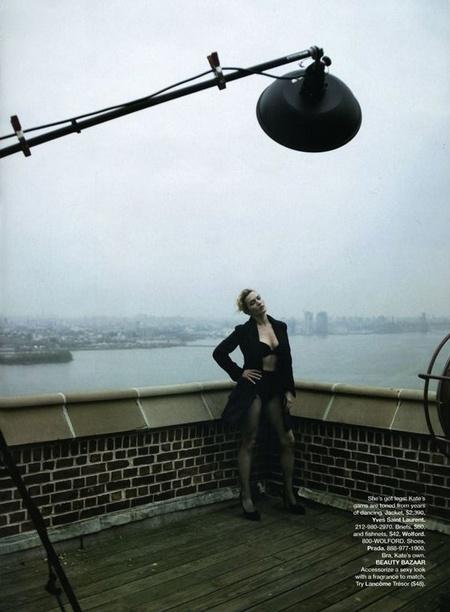 Kate Winslet for Harper's Bazaar US August 2009